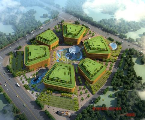 中国二冶中标陕西韩城市工人文化宫总承包项目